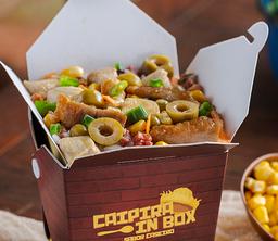 Box Paella Caipira