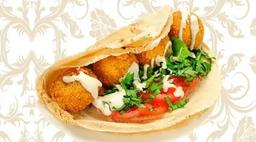 Sajj pão folha libanês click aqui