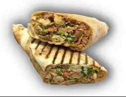 Shawarma cebola