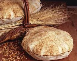 Pão folha libanês ou sirio - 3 unidades