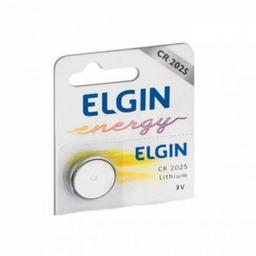 Bateria Lithium Elgin Cr2025 3V