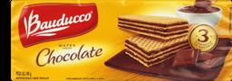 Biscoito Bauducco Wafer Chocolate 140 g