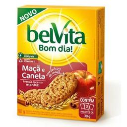 Biscoito Belvita Maçã E Canela 90 g