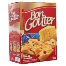 Biscoito Bon Gouter Suíço 100 g