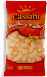 Biscoito Polvilho Cassini Salgado Palito 100 g