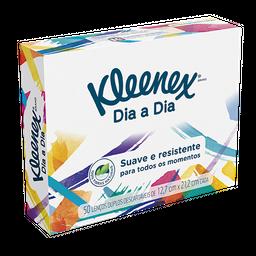 Lenço Papel Kleenex 50 Und