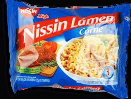 Macarrão Instantâneo Nissin Miojo Carne 85 g