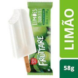 Picolé Kibon Fruttare Limão 60ml