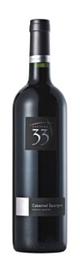 Vinho Argentino Tinto Latitud 33º Cab Sauvignon Mendoza 750 mL