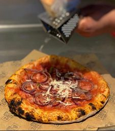 Pizza Individual + Itubaína