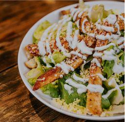Salada Ceasar + Suco