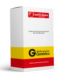 Atenolol + Clortalidona 50/12,5 mg 30 Cápsulas
