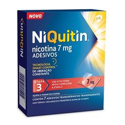 Niquitin 7 mg Perrigo 7 Und