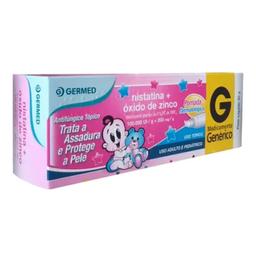 Nistatina+Ox.Zinco Germed 60 g