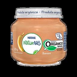 Alimento Infantil Nestlé Orgânico Banana 120 g