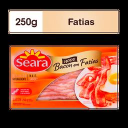 Bacon Fatiado Seara Gourmet 250 g