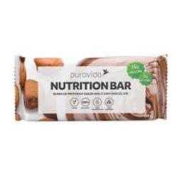 Barra Proteína Puravida Sem Açúcar Cacau/Avelã 60 g