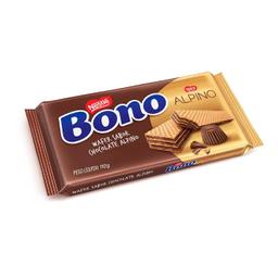 Biscoito Bono Waffer Alpino 110 g