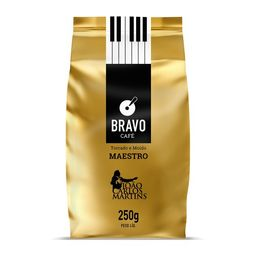 Café Bravo Moído Maestro 250 g