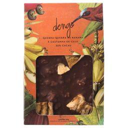 Chocolate Dengo Castanha Caju/Banana 200 g