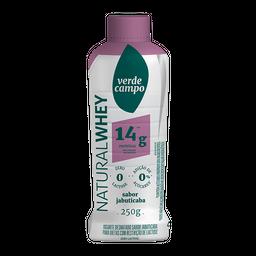 Iogurte Whey Verde Campo Jabuticaba 250 g