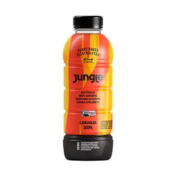 Isotonico Jungle Orgânico Laranja 500 mL