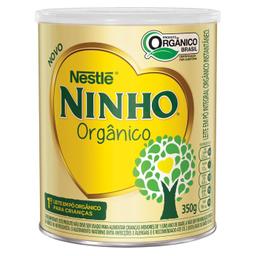 Leite Pó Ninho Integral Orgânico 350 g