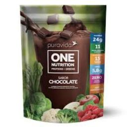 Proteína Veg Puravida Chocolate 450 g