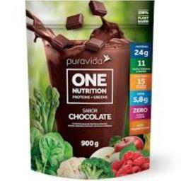 Proteína Veg Puravida Chocolate 900 g