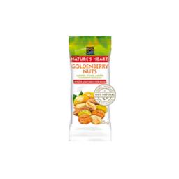 Snack Nuts Nature´S Heart Sem Açúcar Golde 25 g