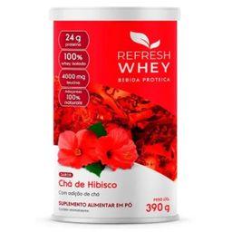 Suplemento Alimentar Pó Refresh Hibisco 30 g