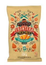 Tortilla Frontera Chips Sal 125 g