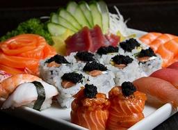 Combo Japa Sushi 55 Peças