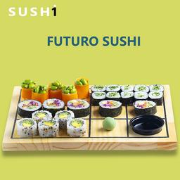 Futuro Sushi (Vegan) - 25 Peças