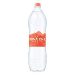 Água Mineral Bonafont Com Gas 1,360 L