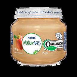 Alimento Infantil Orgânico Naturnes Maçã 120 g