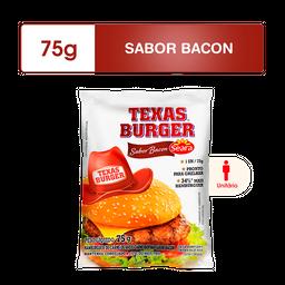 Hambúrguer Texas Burger Bacon 75 g