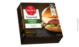 Incrível Burguer Seara Gourmet Soja 310 g