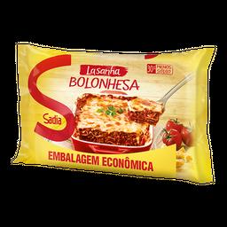 Lasanha Sadia Bolonhesa 1 Kg