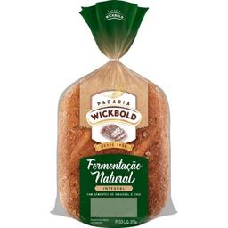 Pão Ferment Nat Wickbold Int 370 g