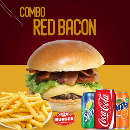 Combo red bacon