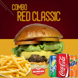 Combo red classic
