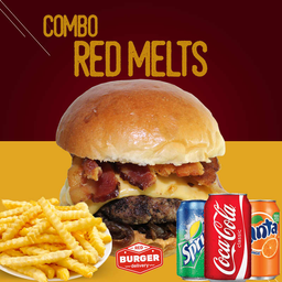 Combo red melts