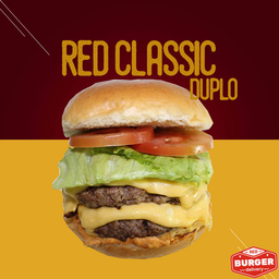 Red classic duplo