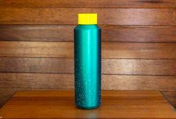 Tumbler de Inox Verde e Amarela 591ml