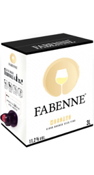 Vinho Fabenne Moscato Bag In Box 3 L