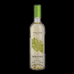 Vinho Verde Branco Miranda D.O.C. 750 mL
