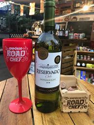 Vinho Sauvignon Blanc Santa Carolina reservado