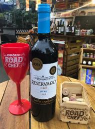 Vinho Malbec Santa Carolina reservado