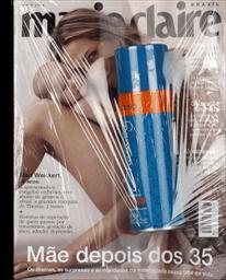 Revista Marie Claire Editora Globo Publicação Mensal